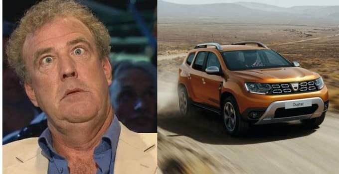 """Jeremy Clarkson, după ce a testat noua Dacia Duster, concluziile foarte dure. """"Dacia Duster este construita de putinii oameni care inca mai locuiesc in Romania, folosind piese de care Renault ..."""" 1"""