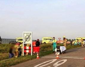 Doi români morți în Olanda, alți 7 răniți, în microbuzul care îi ducea la muncă 11