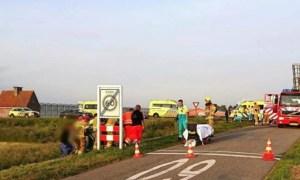 Doi români morți în Olanda, alți 7 răniți, în microbuzul care îi ducea la muncă 25