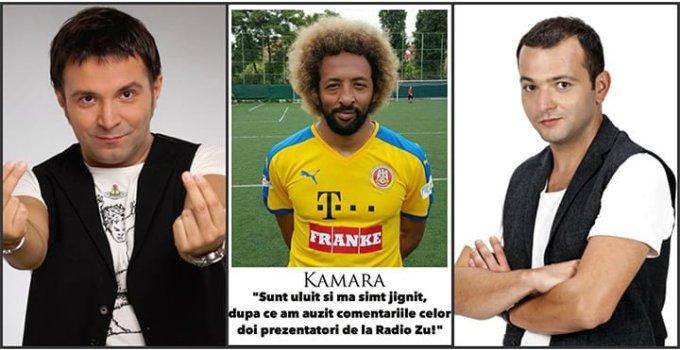 """""""Sunt Român, de o altă culoare decât cea care le place celor doi prezentatori de la Radio Zu. Sunt uluit si ma simt jignit"""" 4"""