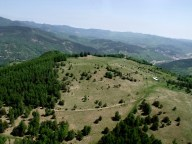 launa's land hills mountains romanian forests