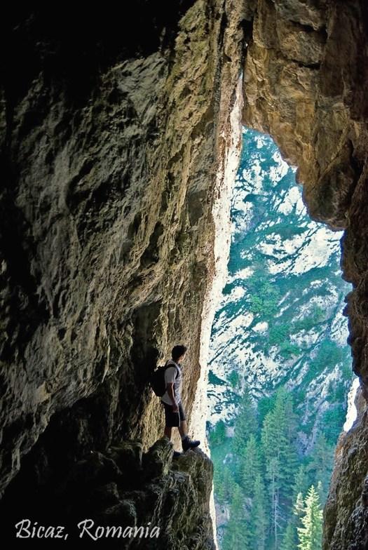 Bicaz Romania canyon carpathian mountains eastern europe romanians