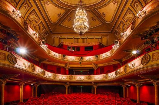 Braila Romania Maria Filotti theater most beautiful theaters romanians culture eastern europe