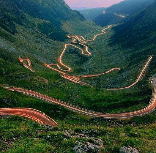 Transfagarasan Romania most beautiful european roads eastern europe carpathians mountains
