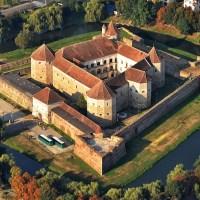 Medieval citadel of Fagaras