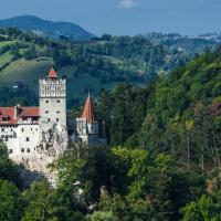 "Bran castle ""Dracula castle"""