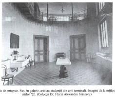 Forensic Institute Professor Mina Minovici