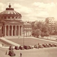 Romanian Athenaeum (Ateneul Roman), Bucharest