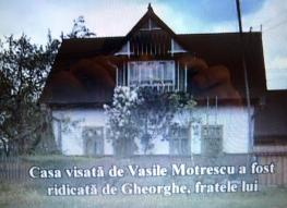 Vasile-Motrescu- dream house anti-communist partisans Bucovina Carpathian mountains Romania