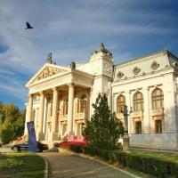 """Iasi Theatre - Teatrul """"Vasile Alecsandri"""""""