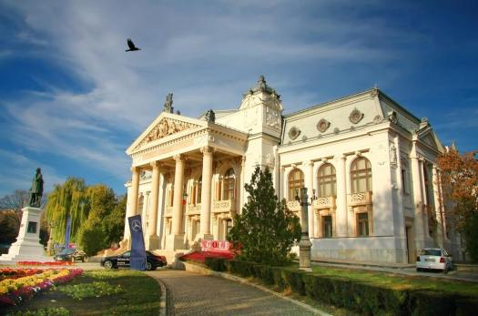 teatrul national vasile alecsandri Iasi Theatre opera Romania culture romanians