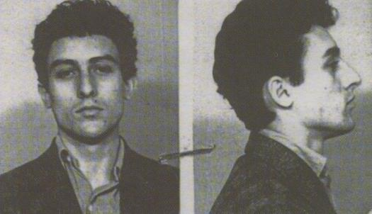 Florin Constantin Pavlovici - Mugshot in 1959 at the time of his arrest