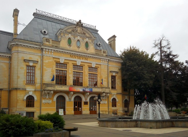 Botosani Muzeul Judetean