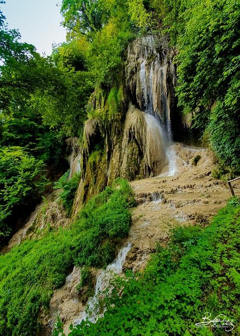Cascada Clocota (jud. Hunedoara)