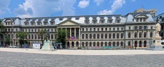 Palatul Universitãţii (Bucureşti)
