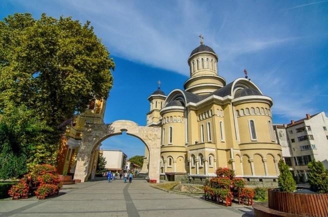 """Catedrala episcopală """"Învierea Domnului"""" (Caransebeş)"""