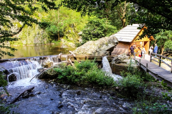 Morile de apă de la Rudăria (jud. Caraş-Severin)