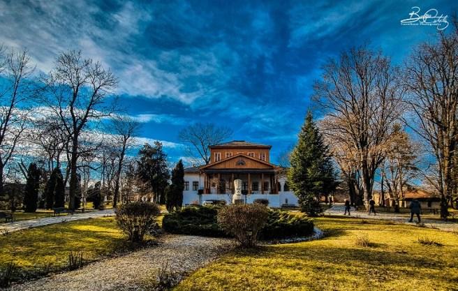 Muzeului Viticulturii şi Pomiculturii Goleşti (Ștefănești, jud. Argeș)