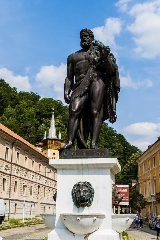Statuia lui Hercule (Băile Herculane, jud. Caraș-Severin)