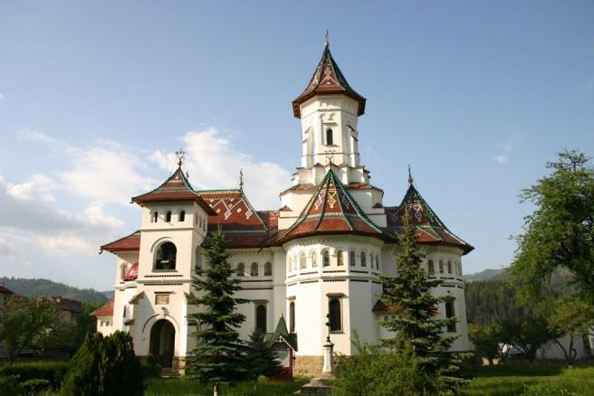 """Biserica """"Adormirea Maicii Domnului"""" (Câmpulung Moldovenesc, jud. Suceava)"""