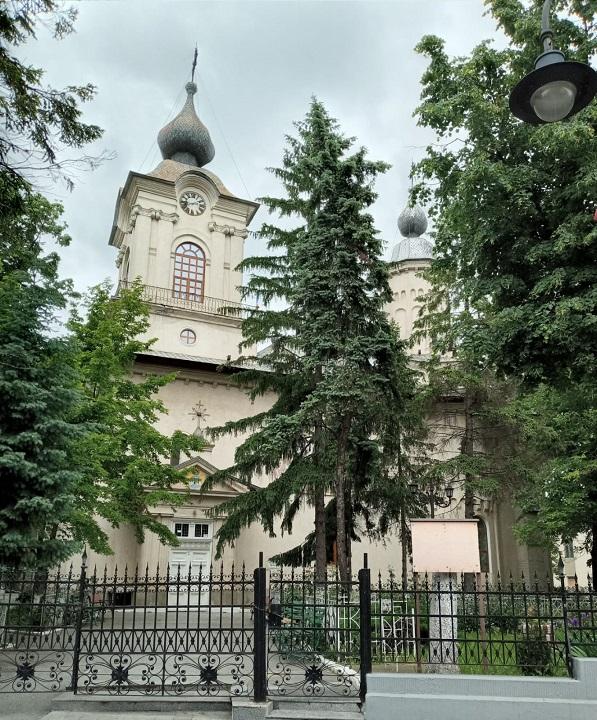 """Biserica """"Uspenia"""" (Adormirea Maicii Domnului) (municipiul Botoșani)"""