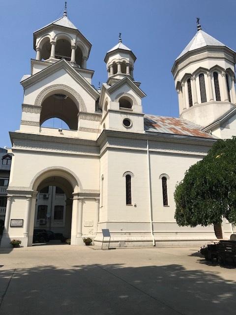 Biserica Armenească (București)