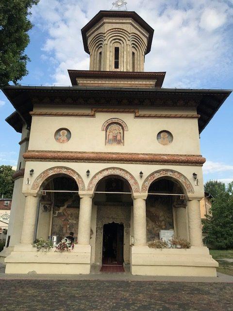 Biserica Mântuleasa (București)