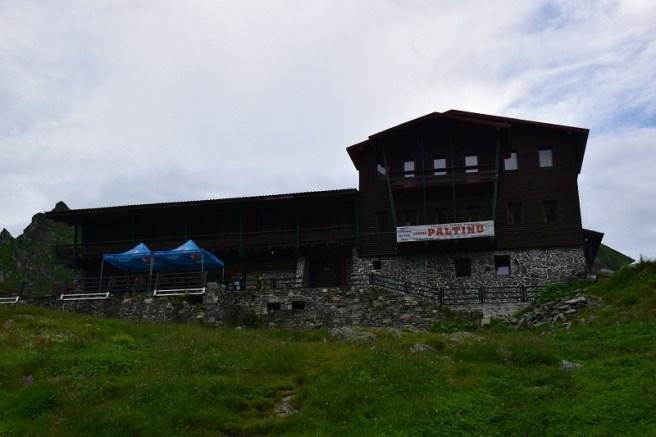 """Cabana """"Paltinu"""" (Munții Făgărașului)"""