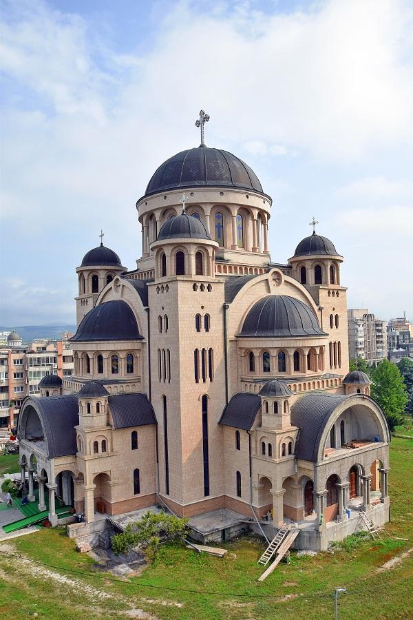 """Catedrala """"Adormirea Maicii Domnului"""" (Deva, jud. Hunedoara)"""