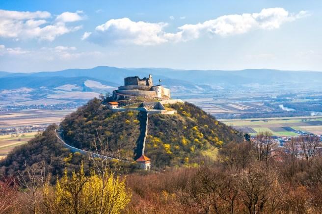 Cetatea Deva (jud. Hunedoara)