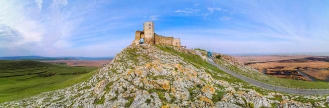 Cetatea Enisala (com. Sarichioi, jud. Tulcea)