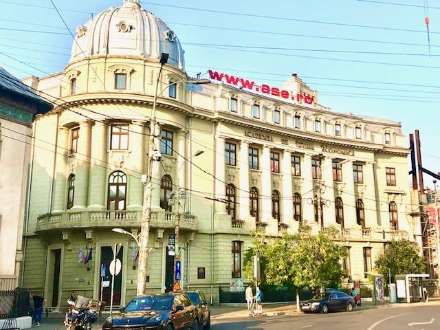 Palatul Academiei de Studii Economice/ASE (București)