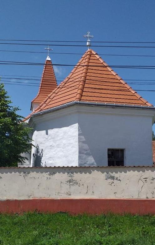 """Biserica Ortodoxă """"Buna Vestire"""" (satul Copăcel, com. Hârseni, jud. Brașov)"""