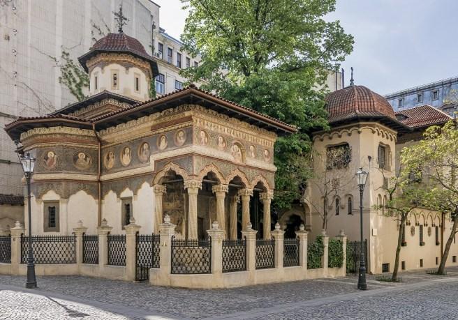 Mănăstirea Stavropoleos (București)
