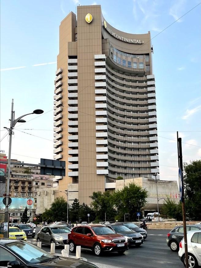 Hotel Intercontinental (Bucureşti)