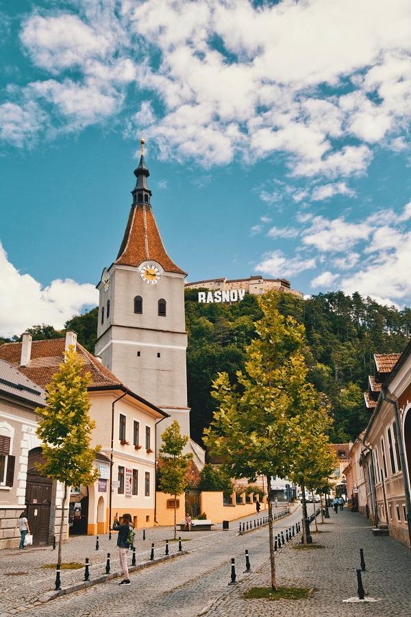 """Biserica evanghelică """"Sfântul Mathias"""" (Râșnov, jud. Brașov)"""