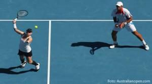 Australian Open 2012: Horia Tecău s-a calificat în finala de la dublu mixt