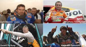 Raliul Dakar 2012 a luat sfârşit