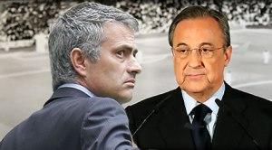 Florentino Perez anunţă plecarea lui Jose Mourinho de la Real Madrid