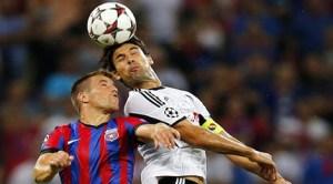 Steaua Bucureşti s-a calificat în grupele Ligii Campionilor