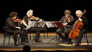 Cvartetul Enesco la Ateneo de Madrid cu ocazia Zilei Naţionale