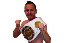 Un român din Arganda del Rey a devenit campion internaţional la box profesionist