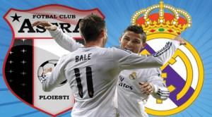 Astra va disputa în vară un amical de lux cu Real Madrid