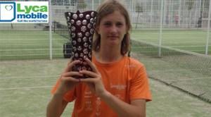 Turneu de tenis în Arganda del Rey de Ziua Copilului