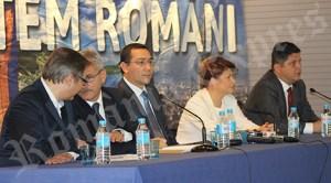Victor Ponta a venit la Madrid pentru a se întâlni cu simpatizanţii nu pentru a sta de vorbă cu românii din Spania