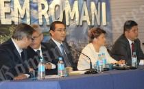 Victor Ponta a venit la Madrid pentru a se întâlni cu simpatizanţii, nu pentru a sta de vorbă cu românii din Spania