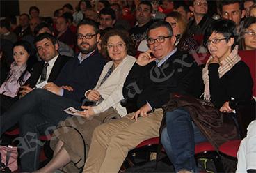 Victoria Moreno, Guillermo Hita şi Mariana Venec