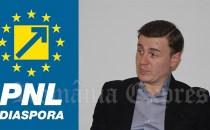 """Preşedintele PNL Diaspora vine la Madrid pentru a """"pune pe picioare filialele liberale"""""""
