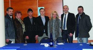 Victor Ionescu în mijlocul liberalilor din Spania