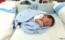 """Primul copil născut în noul spital """"Can Misses"""" din Ibiza este român"""